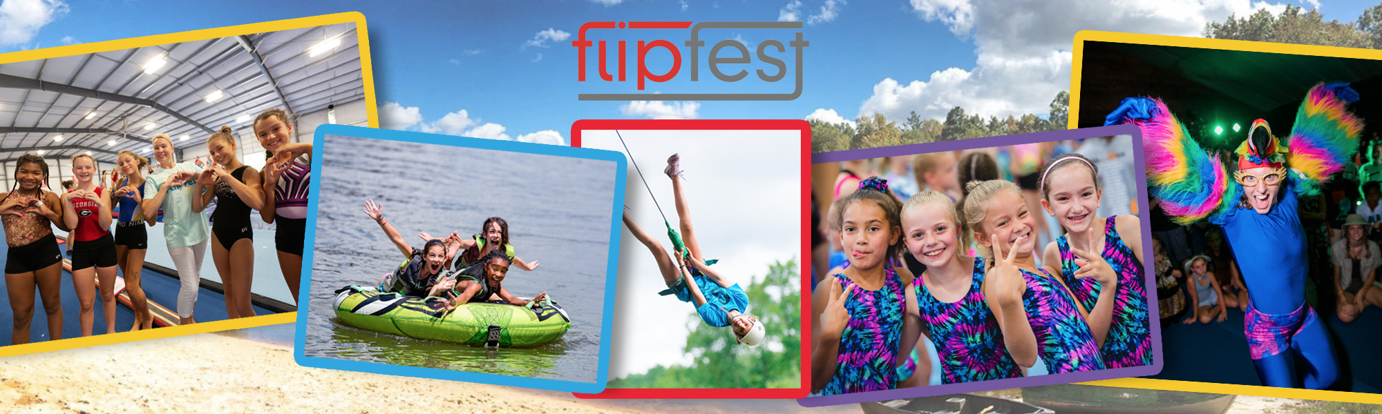 Best Summer Gymnastics Camp - Flip Fest