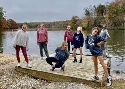 Flip Fest Fall Adventure Camp